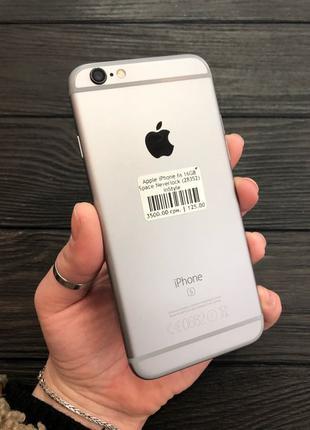 Apple iPhone 6s 16GB Space Neverlock