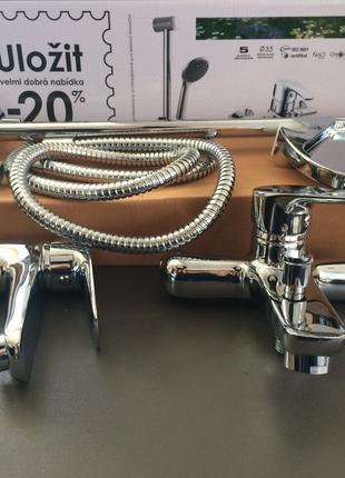 Набор смесителей для ванны Imprese Kit / Импрезе Кит 20080