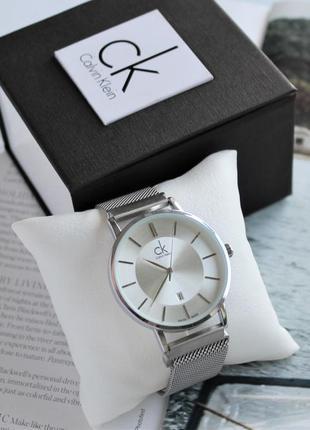 Часы с магнитным ремешком унисекс