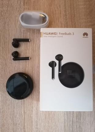 Наушники Huawei freebuds 3