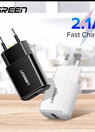 Сетевое зарядное устройство Ugreen 5 V 2.1A USB