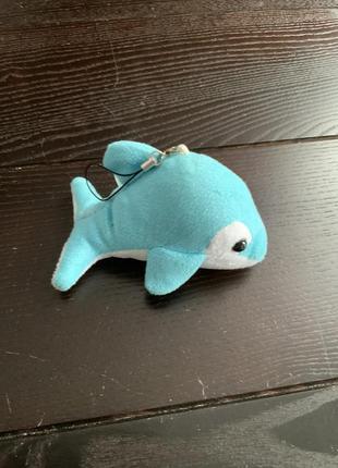 Игрушка мягконабивная дельфин
