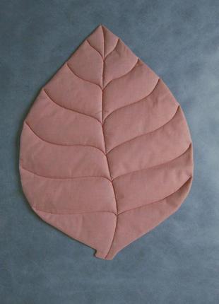 Коврик лист