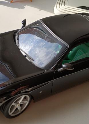 Модель Hot Wheels Ellite Ferrari 575 Zagato в масштабе 1:18