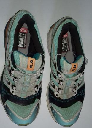 Ботинки-кроссовки SALOMON