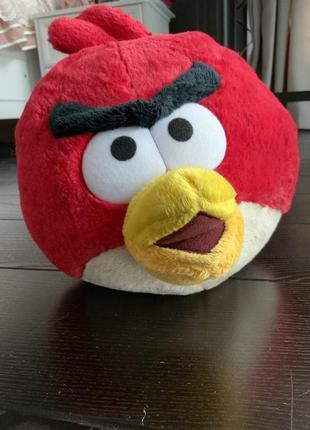 Мягкая игрушка angry birds rovio tcc