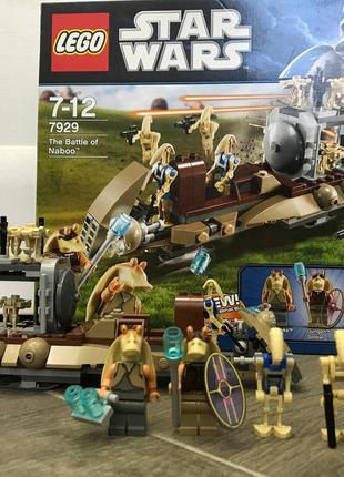 Лего STAR WARS   ОРИГИНАЛ   Модель 7929