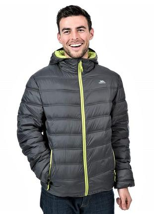 Куртка trespass irrate padded jacket серая