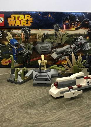 Лего STAR WARS | ОРИГИНАЛ | Модель 75037