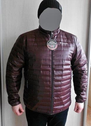 Пуховик columbia flash forward down jacket оригинал