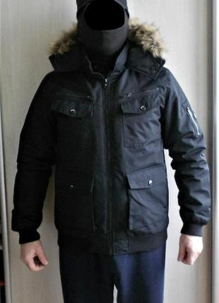 Куртка twisted soul чёрная
