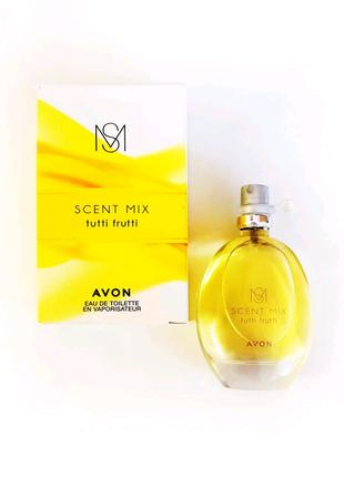 "🌹Туалетная вода""scent mix tutti frutti"",30 мл."