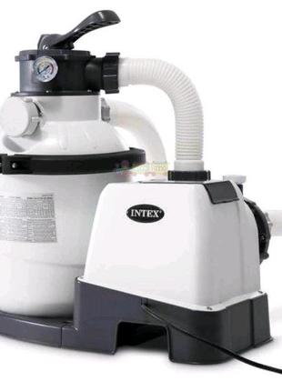 Песочный фильтр-насос Intex  4000 Л/Ч для бассейна