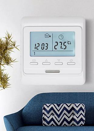 Терморегулятор для теплого пола, цифровой, термореле