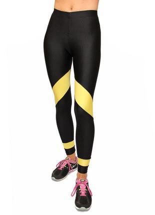 Спортивные лосины,леггинсы женские для йоги,бега,фитнеса и тре...
