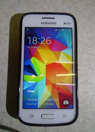 Продам мобильный телефон/смартфон Samsung Galaxy SM-G350E, рабочи
