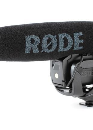 Накамерный микрофон пушка Rode VideoMic Pro аренда
