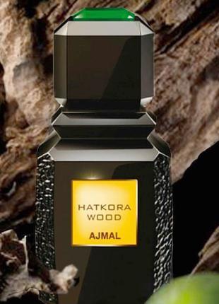 Ajmal Hatkora Wood_Оригинал EDP_5 мл Затест_парф.вода