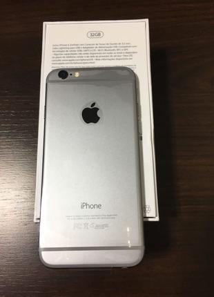 Обменяю iPhone 6