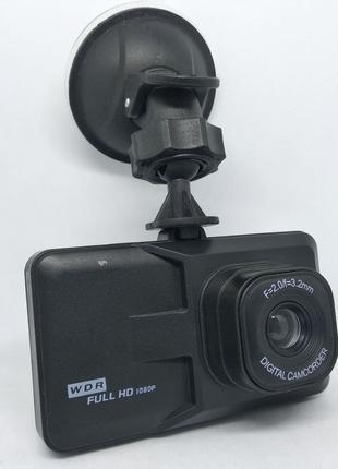 Відеореєстратор автореєстратор DVR 626 1080P