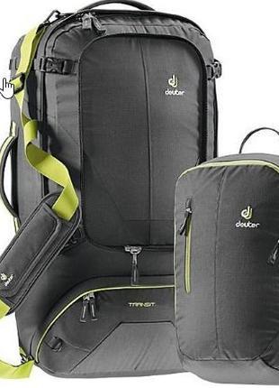 Распродажа -Рюкзак Deuter Transit 65 л + в комплекте еще один...