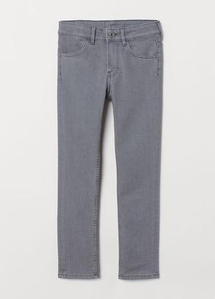 H&m джинсы скинни для мальчика 12-13 лет