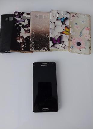Samsung Galaxy A500FU 2015