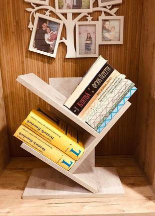 Полка для книг настільна