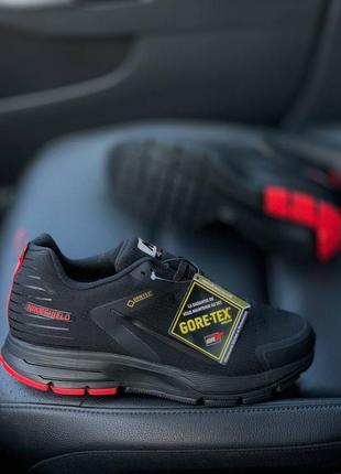 ❤ мужские черные текстильные кроссовки nike shield structure 1...