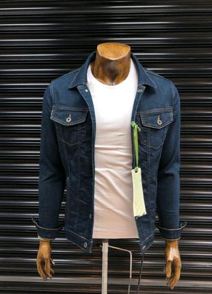 Чоловіча джинсовка