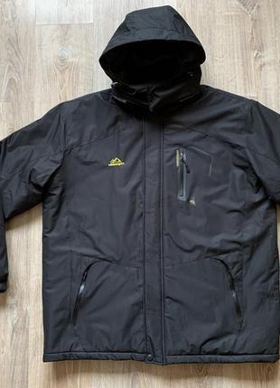 Мужская зимняя куртка оверсайз outdoor sport xxxl
