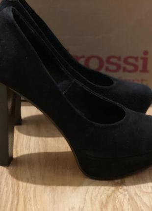Туфли grossi comfort 39 p