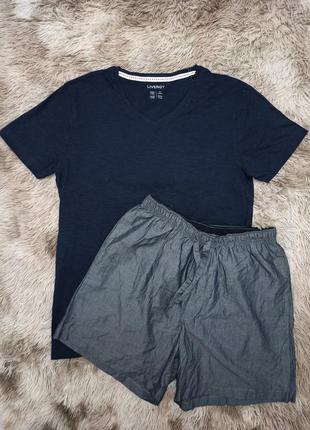 Отличный комплект для дома и сна, пижама livergy р. s 44-46
