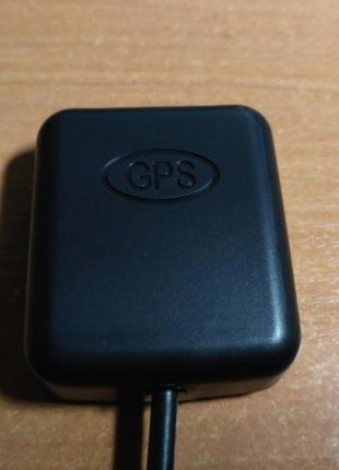 GPS антенна с разъёмом