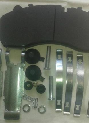 Дисковые тормозные колодки CEI 584000