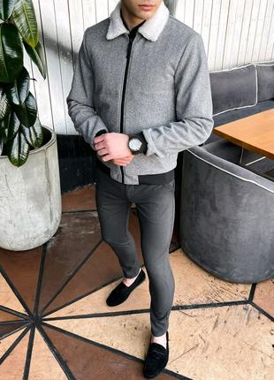"""Мужская куртка в стиле сasual сезона весна осень Jacket """"St.Trope"""