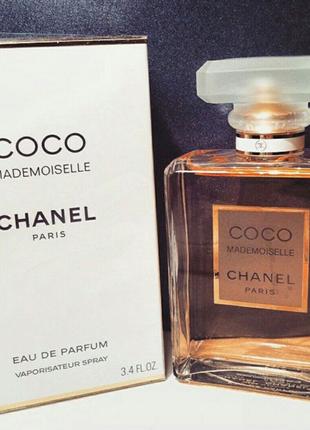 Парфюмированная вода COCO Mademoiselle Chanel 100 мл