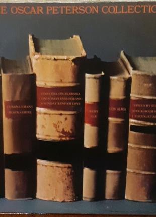 Пластинка Oscar Peterson – The Oscar Peterson Collection.