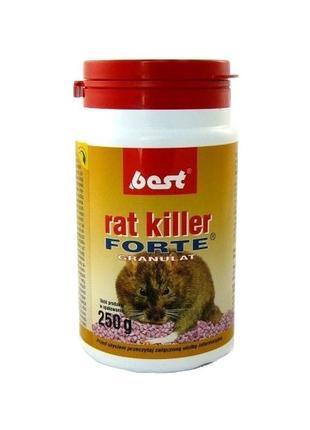 Мумифицирующее средство от грызунов Best Forte 250гр