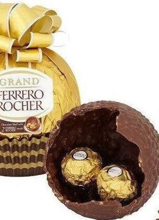 подарочная упаковка Конфеты Шоколадный шар Ferrero RocherКонфета-