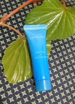 Крем для лица laneige water bank moisture cream миниатюра 10 мл