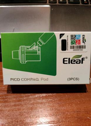 Сменный картридж для Eleaf Pico Compaq Pod