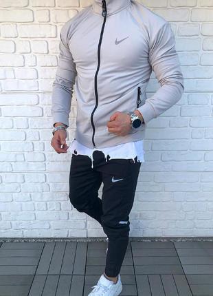 Спортивный костюм мужской nike / спортивний комплект чоловічий...