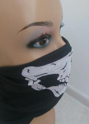 Бафф универсальный шарф - повязка - шапка