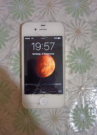 IPhone 4s 16 Gb White