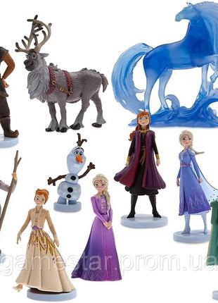 Фигурки Disney Frozen 2 Deluxe Action Figures