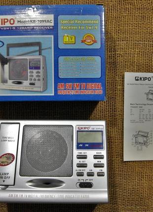 Радиоприемник - KB-7099AC