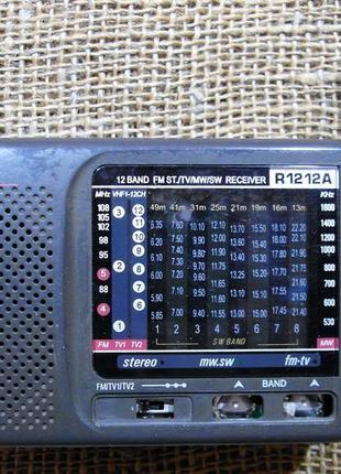 Радиоприемник - Tecsun R1212A