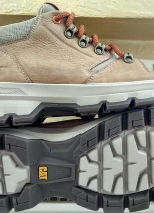Зимние ботинки кроссовки caterpillar trailbridge