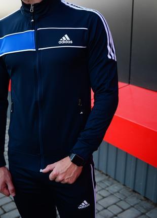 Мужской спортивный костюм с начесом NS90_19